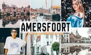 Amersfoort Mobile & Desktop Lightroom Presets