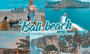 Bali Beach Lightroom Preset Dekstop & Mobile 28325876