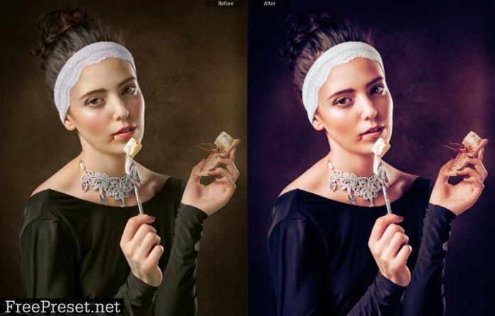 Beauty Retouch Lightroom Presets 28047080