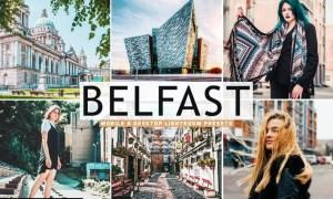 Belfast Mobile & Desktop Lightroom Presets