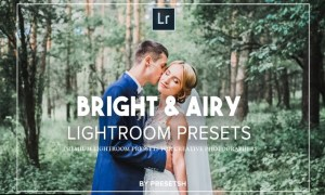 Bright & Airy Lightroom Presets