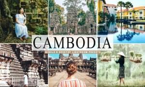 Cambodia Mobile & Desktop Lightroom Presets