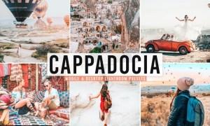Cappadocia Mobile & Desktop Lightroom Presets