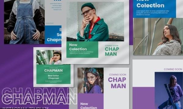 Chapman - Instagram Post and Stories QY9CBMM
