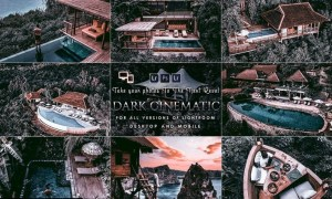 Cinematic Dark Presets For Mobile and Desktop