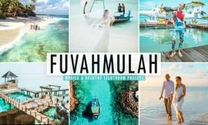 Fuvahmulah Mobile & Desktop Lightroom Presets
