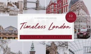Lightroom Presets | Timeless London 3912168