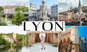 Lyon Mobile & Desktop Lightroom Presets
