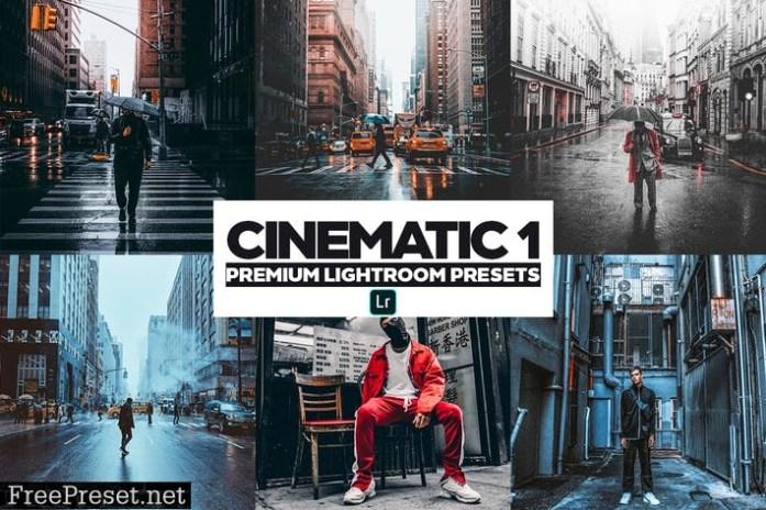 Mobile & PC Cinematic Lightroom Presets