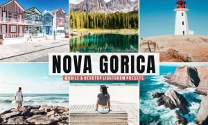 Nova Gorica Mobile & Desktop Lightroom Presets