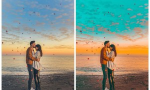 Orange & Teal Lightroom Presets 5331432