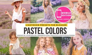 Pastel Lightroom Presets