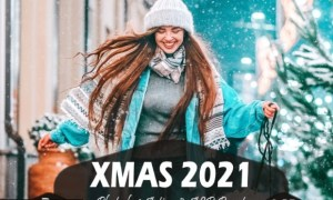 10 Xmas 2021 Photoshop Action ACR Preset 5938587