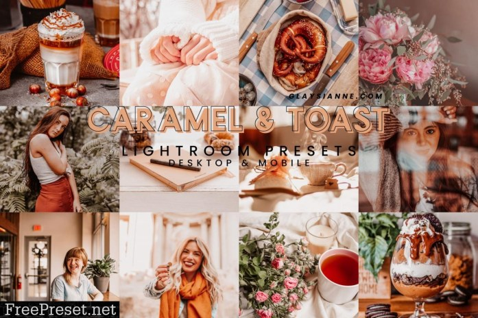 97. Caramel & Toast Presets 4985090