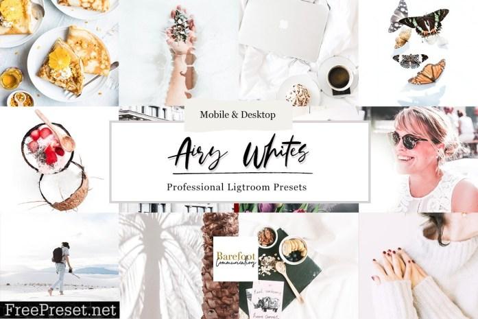 Airy Whites Lightroom Presets 4934849