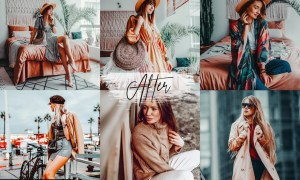 Almonds Lightroom Presets Pack 5471241