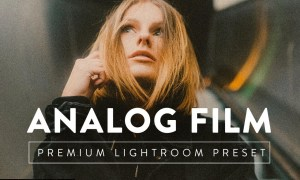 ANALOG FILM Premium Lightroom Preset 5059515