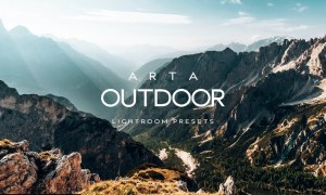 ARTA Outdoor Presets For Mobile and Desktop Lightr