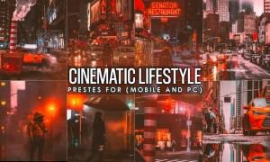 Cinematic Urban Street Lightroom Presets