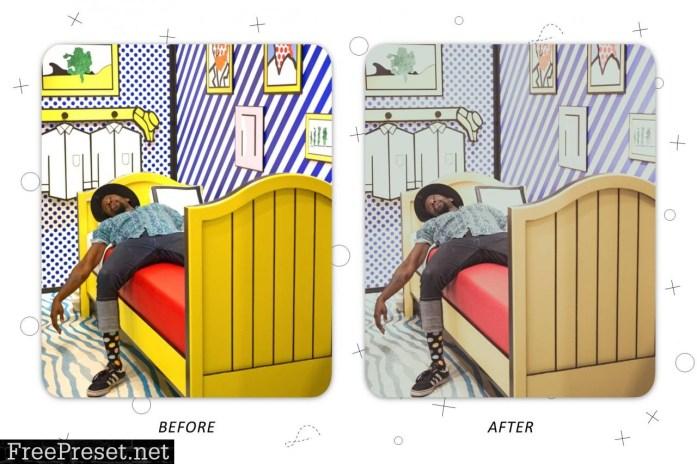 Color Film - Lightroom Presets 5227277