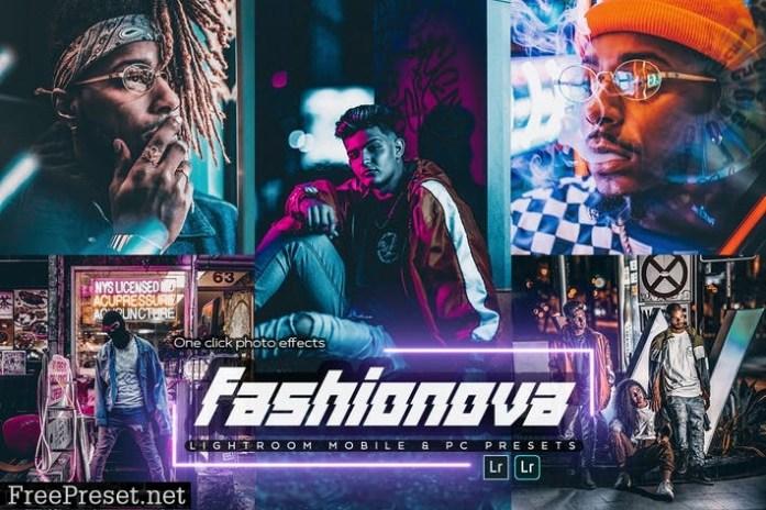 Fashionova Lightroom Presets MOBILE & PC
