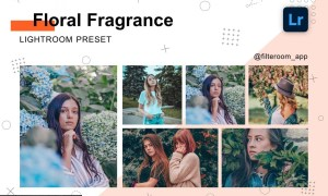 Floral Fragrance - Lightroom Presets 5239931