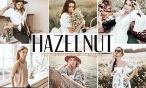 Hazelnut Mobile & Desktop Lightroom Presets
