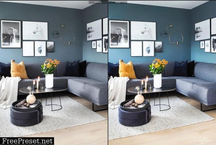 Interior Decor Architecture Lightroom Presets 28522627