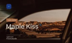 Maple Kiss – 5 Lightroom Presets 5483907