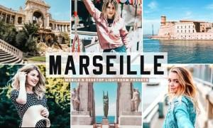 Marseille Mobile & Desktop Lightroom Presets