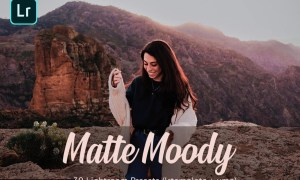 Matte Moody Presets Lightroom 4811215