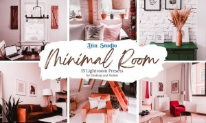 Minimal Room Lightroom Presets