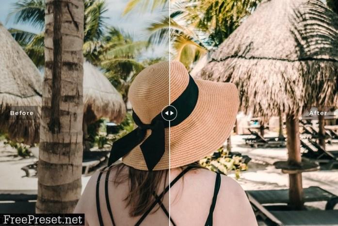 Playa del Carmen Mobile & Desktop Lightroom Preset