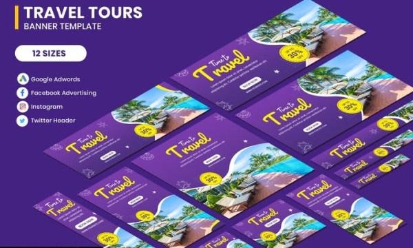 Travel Banners Ad JFSVCXM
