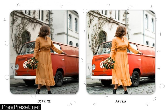 Warmer & Brighter Lightroom Presets 5227431