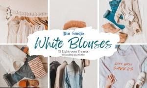 White Blouses Lightroom Presets