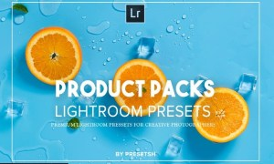 30 Product Photography Lightroom Presets