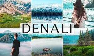 Denali Mobile & Desktop Lightroom Presets