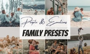 Family Mobile Lightroom Preset 6574835