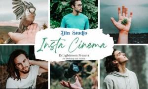 Insta Cinema Lightroom Presets