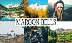Maroon Bells Mobile & Desktop Lightroom Presets NWJXC23