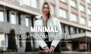 Minimal Lightroom Presets