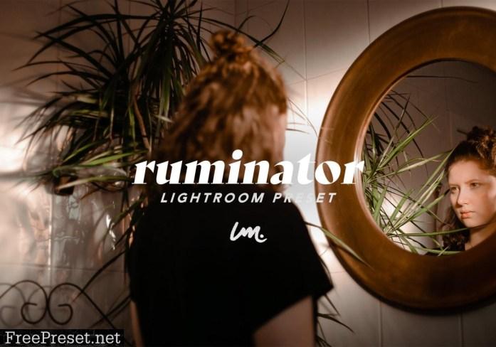 RUMINATOR   Lightroom Preset 5529989