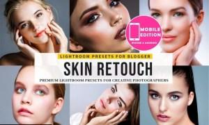 Skin Retouch Lightroom Presets