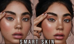 Smart Skin Retouch Photoshop Actions MMFDG9S