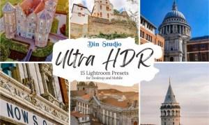 Ultra HDR Lightroom Presets 5555529