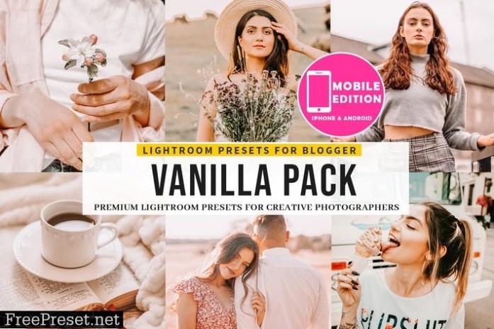 Vanilla Lightroom Presets