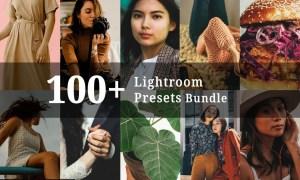 100+ Lightroom Presets Bundle 5363531