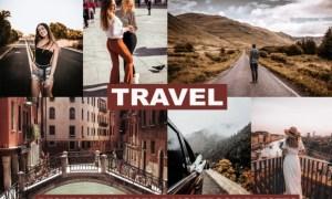 17 Lightroom Presets Pack Blogger Travel 6723131