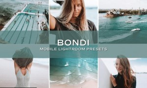 5 Bondi Lightroom Presets 5699076